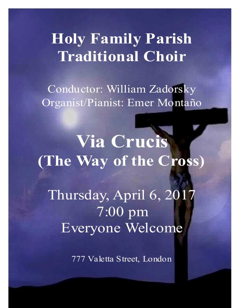 HFP Traditional Choir Concert- 2017